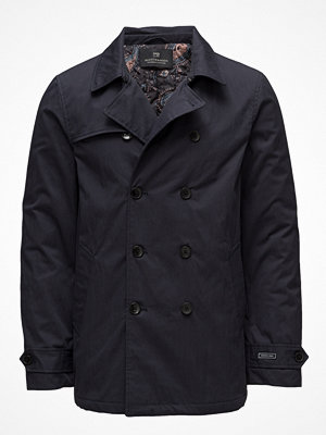 Trenchcoats - Scotch & Soda Classic Double Breasted Trench Coat