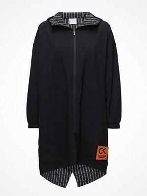 Parkasjackor - Calvin Klein Performance Lw Coat, 007, Xs