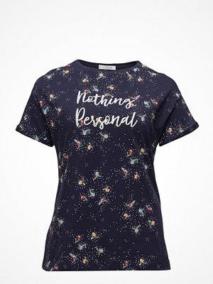 Violeta by Mango Printed Cotton-Blend T-Shirt