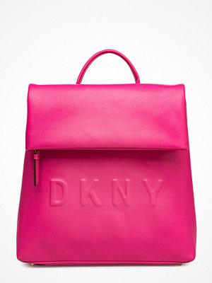 DKNY Bags rosa ryggsäck Tilly- Md Backpack
