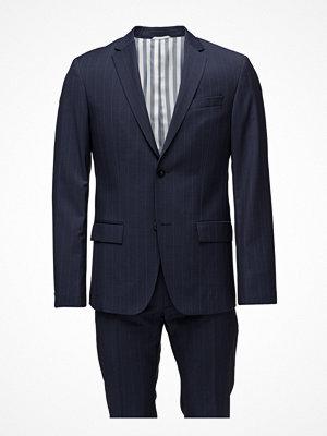 Kavajer & kostymer - Calvin Klein Tac-B/Paris Pinstripe Super 120s
