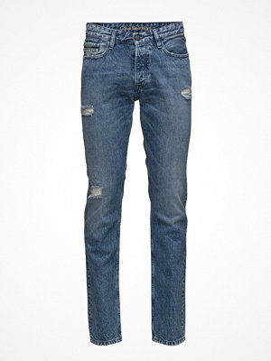 Calvin Klein Jeans Straight Taper - Irving Blue