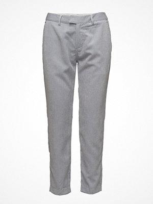 Custommade grå byxor Evalynn