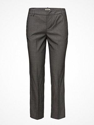 Zadig & Voltaire grå byxor Posh Pantalon Classique