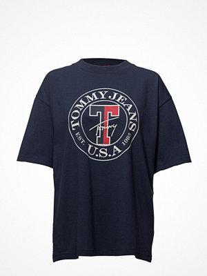Tommy Jeans Tjw Boyfriend Stamp Logo Tee