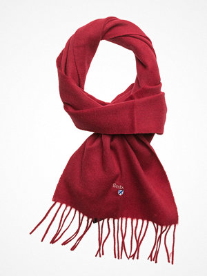 Halsdukar & scarves - Barbour Plain Lambswool Scarf