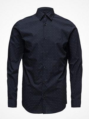 Selected Homme Slhslimpen-Blink Shirt Ls Aop B Noos
