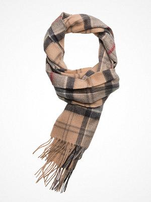 Halsdukar & scarves - Barbour Merino Cashmere Tar Classic
