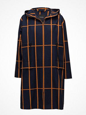 Marimekko Poppeli Tiiliskivi Coat