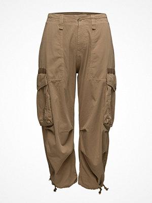 Hilfiger Collection beige byxor Cargo Pant