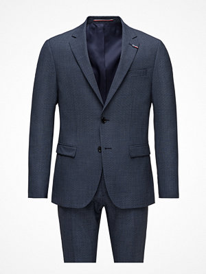 Kavajer & kostymer - Tommy Hilfiger Tailored Wool Micro Slim Fit Suit