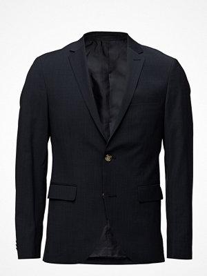 Kavajer & kostymer - Matinique George Dove Blue Mini Check