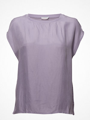Coster Copenhagen Top In Cupro W. Jersey Back