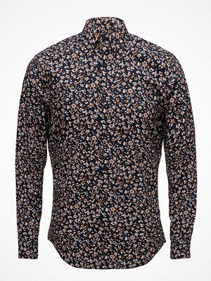 Selected Homme Slhslimprint Shirt Ls Aop B