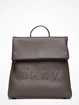 DKNY Bags grå ryggsäck Tilly- Md Backpack