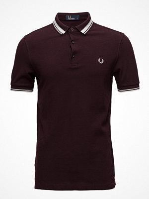 Pikétröjor - Fred Perry Contrast Pique Shirt