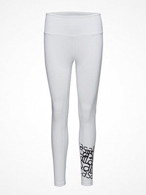Sportkläder - Casall White 7/8 Tights