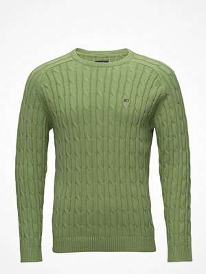 Tröjor & cardigans - Lexington Clothing Andrew Cotton Cable Sweater