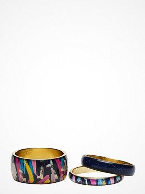 Desigual Accessories smycke Puls Garabatos 3pac