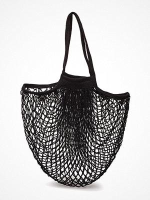 Mango svart shopper Net Bag