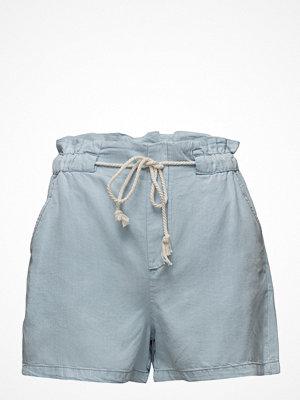 Mango Denim Soft Fabric Shorts