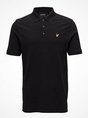 Pikétröjor - Lyle & Scott Plain Polo Shirt