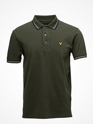 Pikétröjor - Lyle & Scott Tipped Polo Shirt