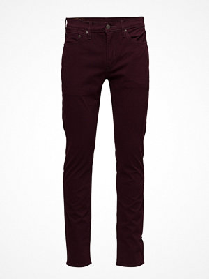Byxor - Levi's 511 Slim Fit Mulled Wine Bistr