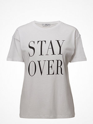 Mango Organic Cotton Message T-Shirt