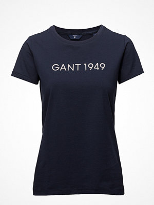 Gant O1. Gant 1949 C-Neck Ss T-Shirt