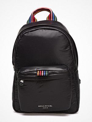 Sonia Rykiel svart ryggsäck Backpack