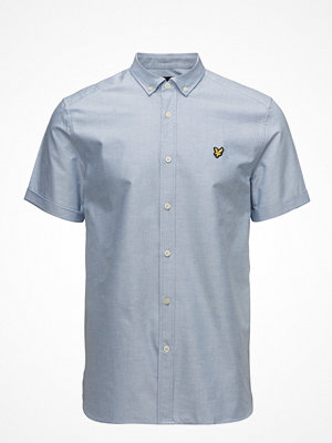 Skjortor - Lyle & Scott Ss Oxford Shirt