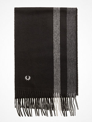Halsdukar & scarves - Fred Perry Tipped Woven Scarf