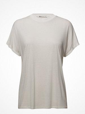 Mango Rounded Neck T-Shirt