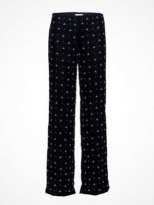 Intropia svarta mönstrade byxor Trousers