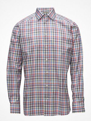 Skjortor - Eton Multi Colour Check Shirt