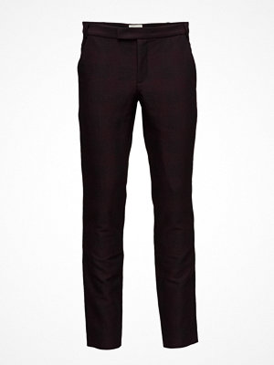 Byxor - Tonsure Slim Fit Trousers With Inside Leg