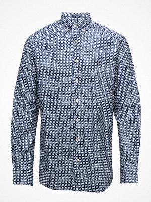 Skjortor - Gant Op1. Pinwheel Star Print Ppo Reg Bd