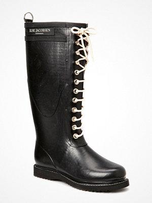 Ilse Jacobsen Rain Boot - Long, Classic With Laces