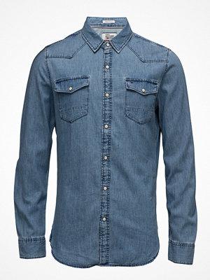 Skjortor - Tommy Jeans Tjm Basic Reg Denim,