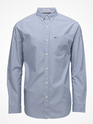 Skjortor - Tommy Jeans Tjm Classic Stripe S