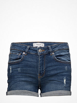Mango Medium Denim Shorts
