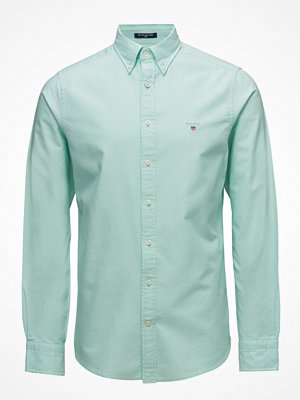 Skjortor - Gant The Oxford Shirt Slim Bd