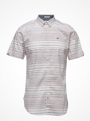 Tommy Jeans Thdm Sl Print Stretch Shirt S/S 30