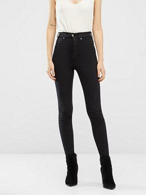 Dr. Denim Solitaire högmidjad jeans