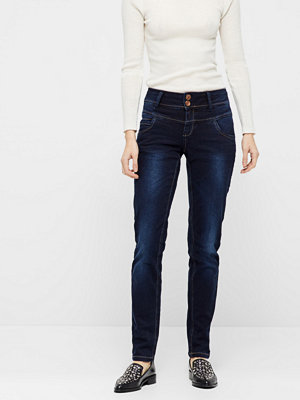 PULZ Haya Curved jeans