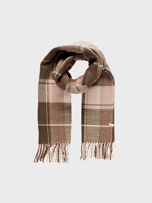 Halsdukar & scarves - Cream Angelina halsduk