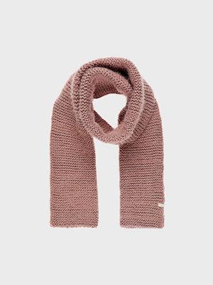 Halsdukar & scarves - Cream Laura halsduk