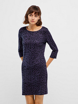Saint Tropez Leopard klänning