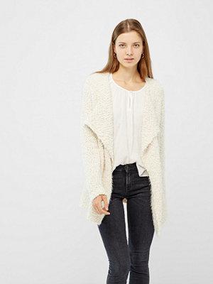 Cream Fiora cardigan